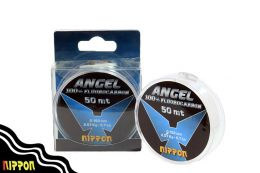 Nippon Angel FluoroCarbon Misina 50 mt 0,405 mm